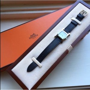 Authentic Hermes H watch, HH1.210